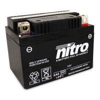 Batterie de moto NITRO YT12A-BS