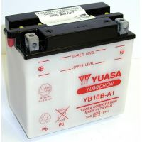 Batterie moto YUASA YB16B-A1