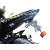 Support de Plaque Kawasaki Z800 2013