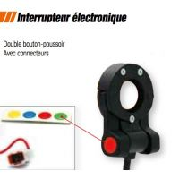 Interrupteur Electronique Double Bouton-Poussoir