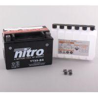 Batterie de moto NITRO YTX9-BS