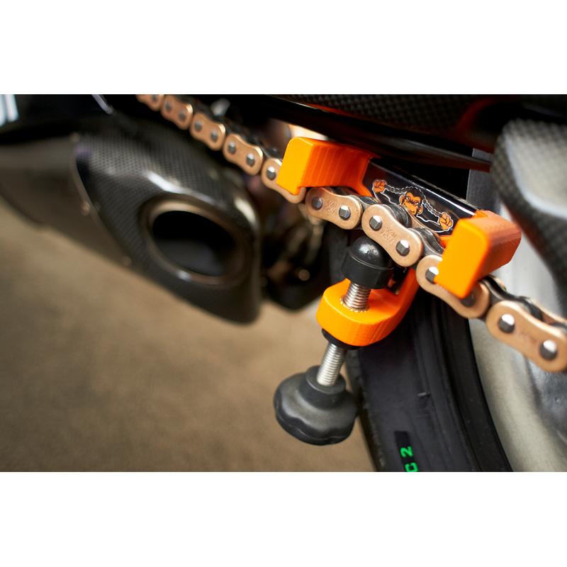 outil regleur de tension pour chaine de moto dans votre boutique all bikes. Black Bedroom Furniture Sets. Home Design Ideas