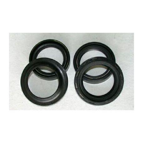 Joints spi de fourche avec cache poussières pour Honda XLR/XLS250-500 RD350 '83-91