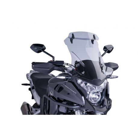 bulle puig touring avec deflecteur honda crosstourer 12 15 dans votre boutique all bikes. Black Bedroom Furniture Sets. Home Design Ideas