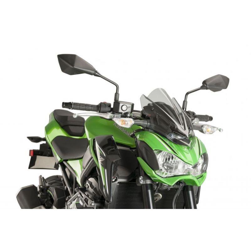 Saute vent PUIG SPORT pour KAWASAKI Z300 15-17 - All-bikes