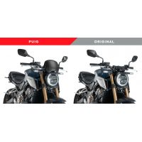 Plaque frontale PUIG HONA CB650R NEO SPORTS CAFE 2019