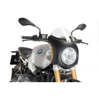 Tête de fourche semi carénages PUIG BMW R Ninet 2014