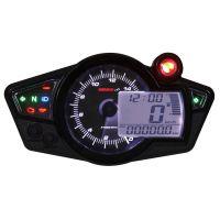 Compteur de vitesse KOSO RX1N+ GP Style II multifonctions