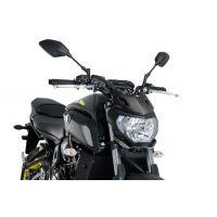 Saut vent Naked New génération sport plus Yamaha MT07