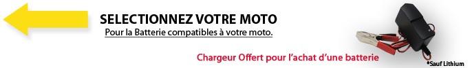 Choisir la batterie pour sa moto
